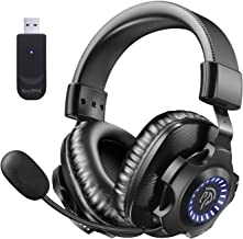 EasySMX 2.4G Wireless Gaming Headset PS5/PS4/PC V07W Gaming