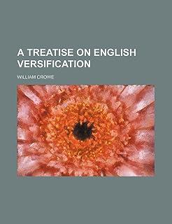 A Treatise on English Versification