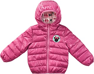 The Arctic Squad Disney Minnie Mouse Purple Pink Lightweight Jacket for Toddler