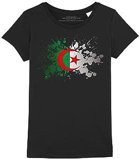 T-shirt ENFANT GARÇON L/'ALGERIE M/'APPELLE...