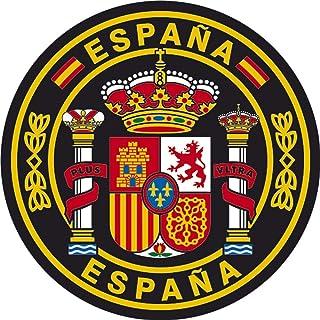 Artimagen Aufkleber Kreis Spanien ø 50 mm.
