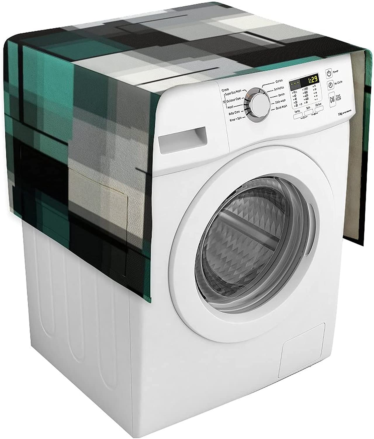 Multi-Purpose Quantity limited Washing Machine Covers Appliance Columbus Mall Protector Washer