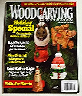 Woodcarving Illustrated Holiday 2013