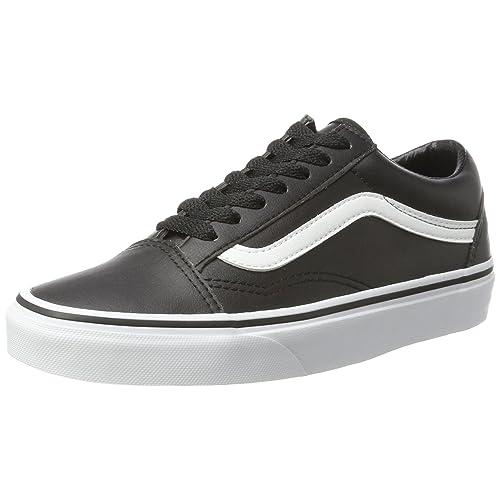 b815f761b7 Vans Unisex Old Skool Classic Skate Shoes
