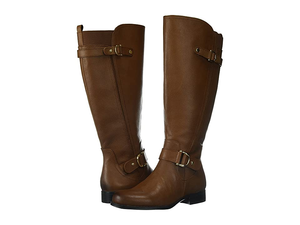 Naturalizer Jenelle Wide Calf (Banana Bread Tumbled Leather) Women
