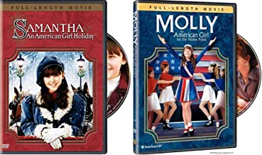 The American Girl Movie Collection - Samantha & Molly: An American Girl on the Home Front DVD