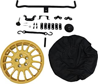 Mazda Genuine Accessories FE01-V8-360 Spare Tire Mounting Kit