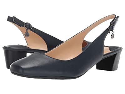 J. Renee Blandina (Navy Leather) Women