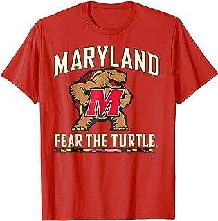 Maryland Terrapins University Of Maryland Terps T-Shirt