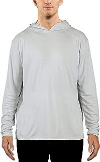 Vapor Apparel Men's UPF 50+ UV Sun Protection Performance Long Sleeve Hoody