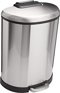 Best 13 gallon step kitchen trash can Reviews