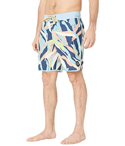 Quiksilver Highline Scallop Variable 19 Boardshorts Men