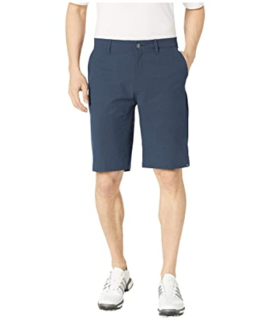 adidas Golf Ultimate365 Modern Herringbone Shorts (Collegiate Navy) Men