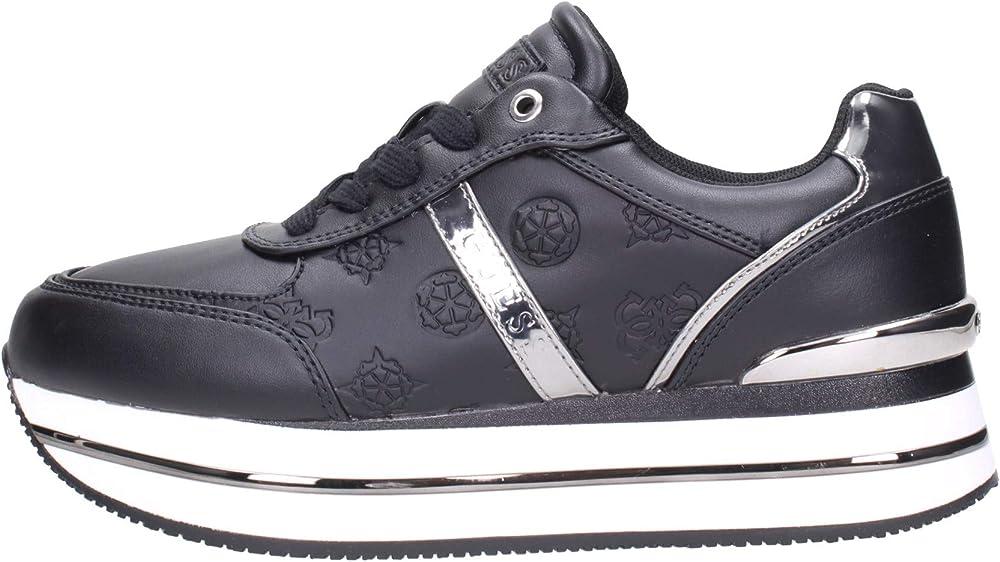 Guess, sneakers dafnee,scarpe per donna,in pelle sintetica 43687