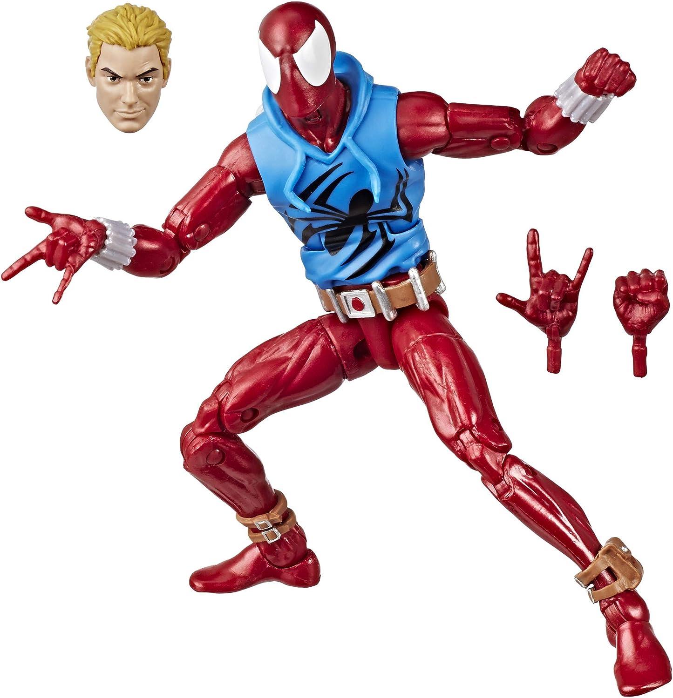 Mvl 6  Scarlet Spider Man