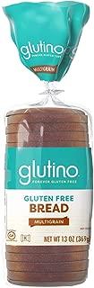 Glutino Gluten Free Bread, Multigrain, 13 oz. (Frozen)