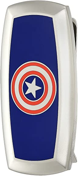 Marvel™ Captain America Cushion Money Clip