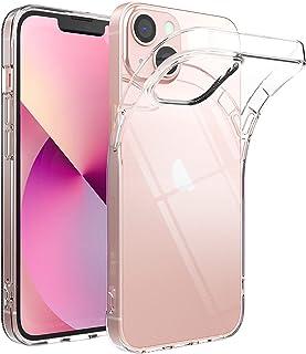 Ringke Air Compatibel met iPhone 13 Mini Case, Transparant Dun Flexibel TPU Hoesje - Clear