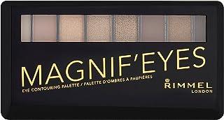 Rimmel London Magnif`eyes Eyeshadow Palette, Keep Calm & Wear Gold, 0.24 Ounce