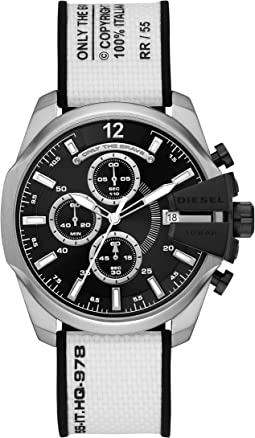 Baby Chief Chronograph Silicone Watch - DZ4564