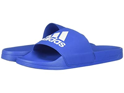 adidas Adilette Shower (True Blue/Footwear White/True Blue) Men
