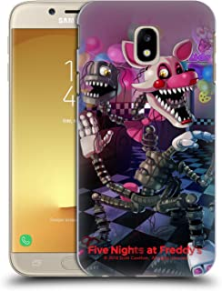 Official Five Nights at Freddy's Phantom Mangle Game 3 Hard Back Case Compatible for Samsung Galaxy J3 (2017)