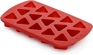 Lekue Silicone Chocolate Mold, Model # , Triangle, Red