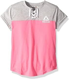 Girls' Big Varsity Lace Up T-Shirt