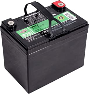 Interstate Batteries 12V 35AH Sealed Lead Acid (SLA) AGM Deep Cycle Battery (DCM0035)..
