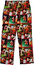 Mad Engine Men's Coca Cola Dear Santa Classic Christmas Flannel Lounge Pants