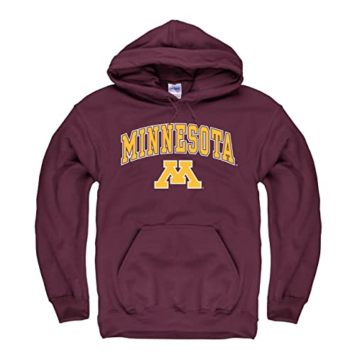 I Love Heart Gophers Black Kids Sweatshirt