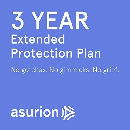 ASURION 3 Year Lawn and Garden Extended Protection Plan $100-124.99