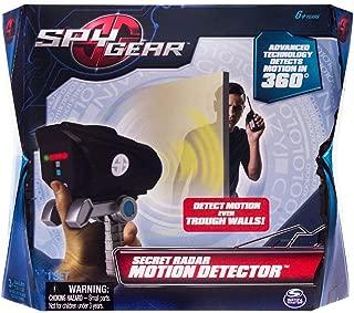 Spy Gear - Secret Radar Motion Detector
