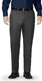 Pembrook Men's Pants - Expandable Waist Dress or Casual Slacks - Work, Golf, Chinos