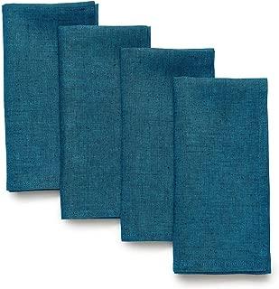 Best coloured linen napkins Reviews