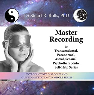 Master Recording to Transcendental, Paranormal, Astral, Sensual, Psychotherapeutic Self-He Series