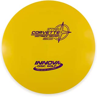 Innova Star Corvette Distance Driver Golf Disc [Colors May Vary]