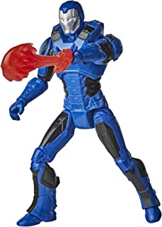 Hasbro Marvel Gamerverse 6-inch Iron Man Action Figure Toy, With Atmosphere Armor Skin, Ages 4 And Up