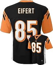 Tyler Eifert Cinncinati Bengals Black NFL Youth Home Mid Tier Jersey