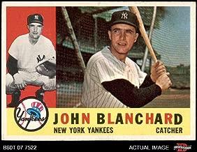 john blanchard baseball