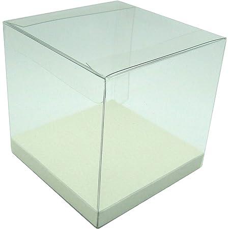 Geschenkebox 205x35x46mm Geschenkverpackung Schachtel Box klar transparent