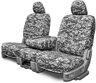 Best gray digital camo seat covers Reviews