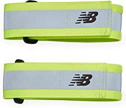 New Balance Reflective Bands - Runners Reflective Arm Band & Leg Ankle Band | Reflective Safety Band for Night Time Runnin...