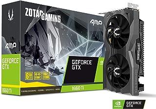 Zotac Nvidia GTX1660Ti AMPエディション6Gファン37