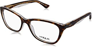 dd6d6e563f Vogue 0Vo2961, Monturas de Gafas para Mujer, Multicolor (Top  Havana/Transparent)