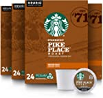Starbucks Pike Place Roast K Cups