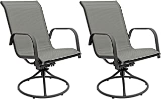 patio sets with swivel rocker chairs