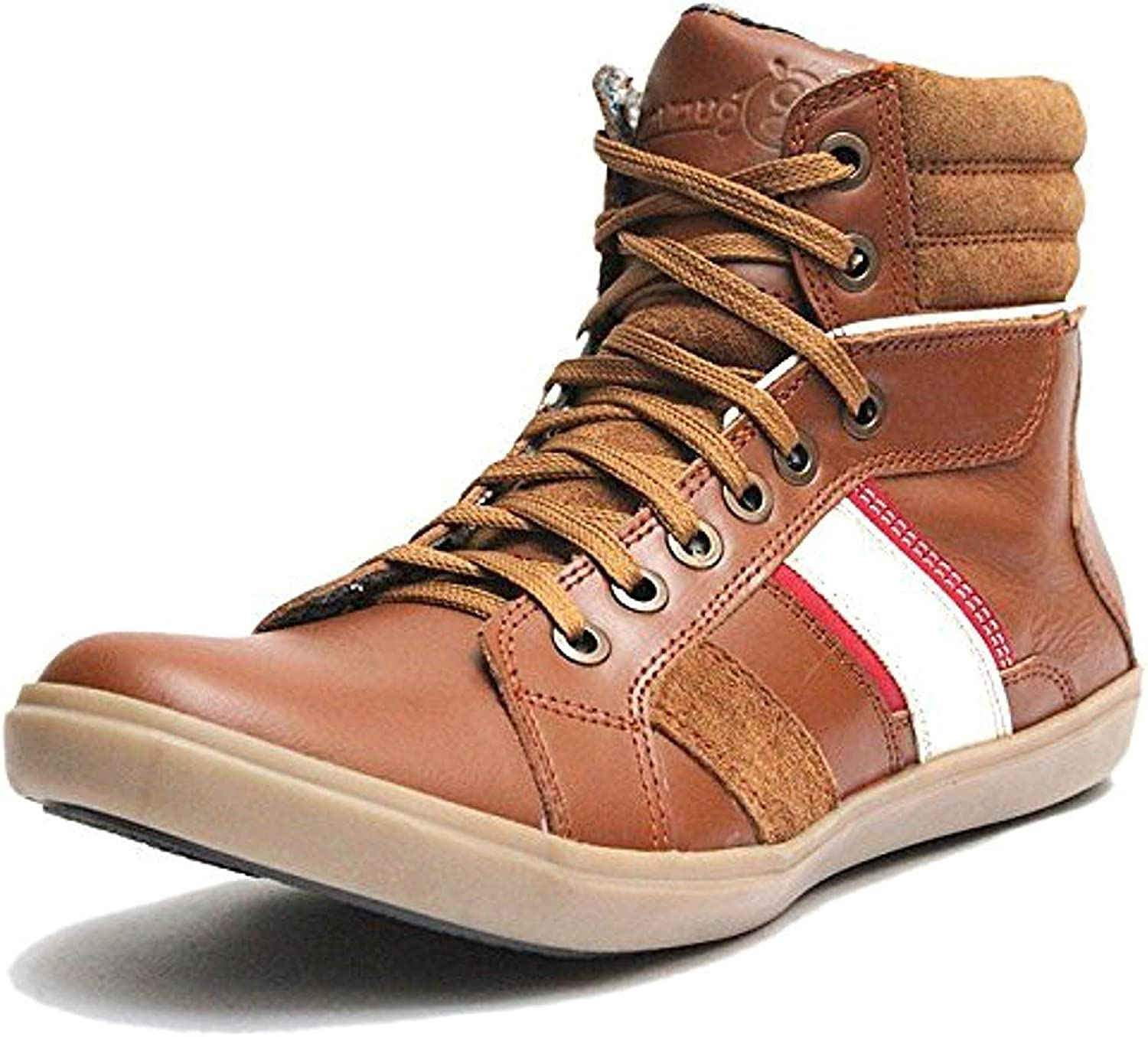Guava Men's Classic Ankle Casuals Leather shoes