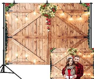 Best rustic barn door background Reviews