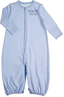 b.Boutique You Answered My Prayer Blue Convertible Gown